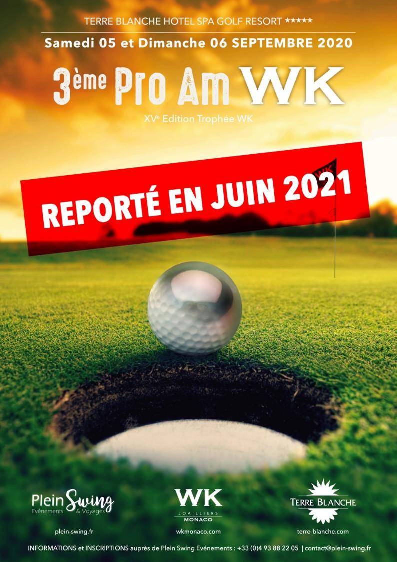 3ème Pro-Am WK 2021
