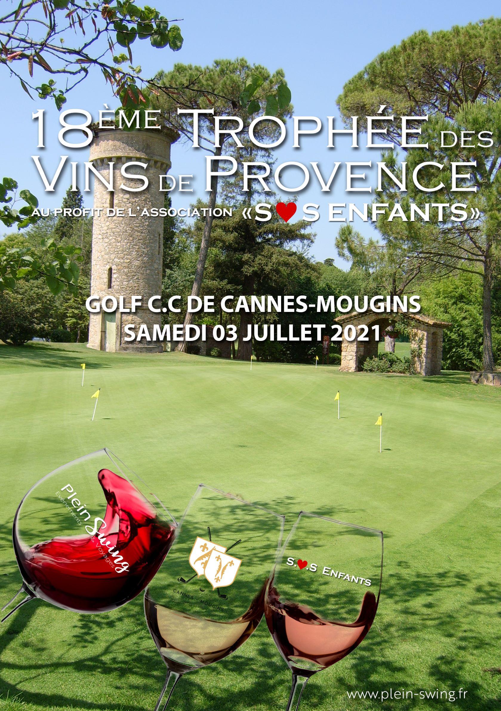 Trophée des Vins de Provence 2021